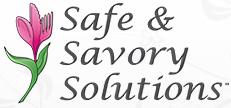 Food Safety, Food Preservation & Food Demonstrations - Safe & Savory Solutions